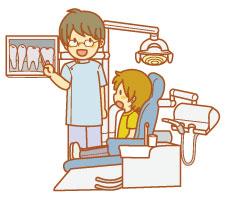 小児歯科イラスト